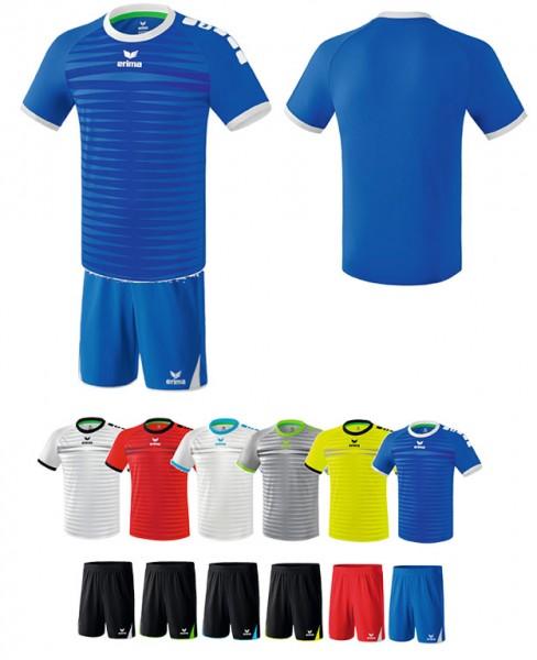 Set erima Shirt Ferrara und Shorts Cube in vielen Farben