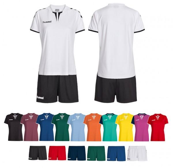 Set: Shirt & Shorts Hummel Core Women